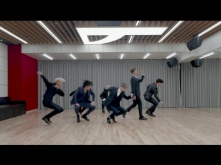 GOT7 Lullaby Dance Practice (Suit Ver.) [Mirrored]
