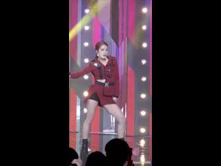 [vk] (JISOO FOCUS) BLACKPINK - KILL THIS LOVE FANCAM 블랙핑크 예능연구소 김지수직캠 @쇼!음악중심_20190406