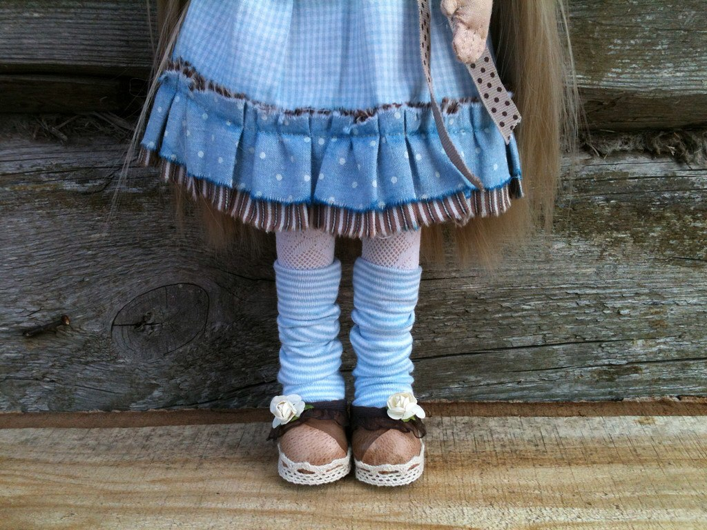 обувь кукол