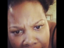 """Amber Riley on Instagram: """"I got some things I need to get off my chest, and my thighs, and my stomach 🙄"""""""