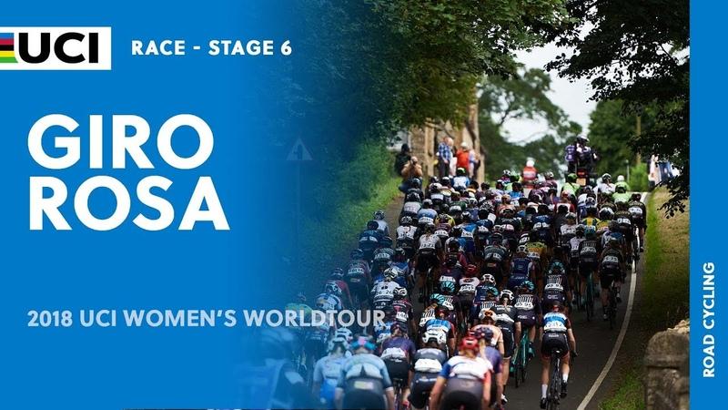 2018 UCI Womens WorldTour – Giro Rosa stage 6 – Highlights