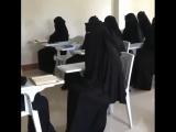 Женская школа по изучению курана. Дагестан