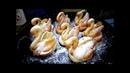Чудо- Пирожные ЗАВАРНЫЕ Лебеди\ Delicious Pastries CHOUX Swans
