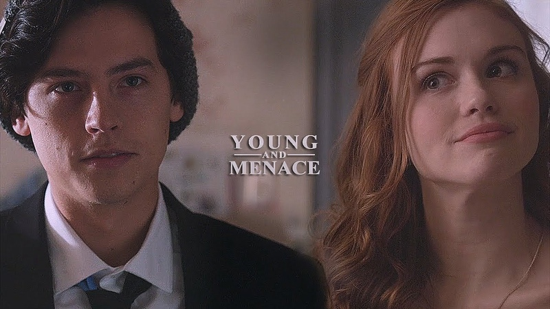 Jughead and lydia young and menace