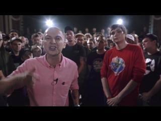 Oxxxymiron про VERSUS BATTLE и SLOVOSPB (vs. Слава КПСС (Гнойный)