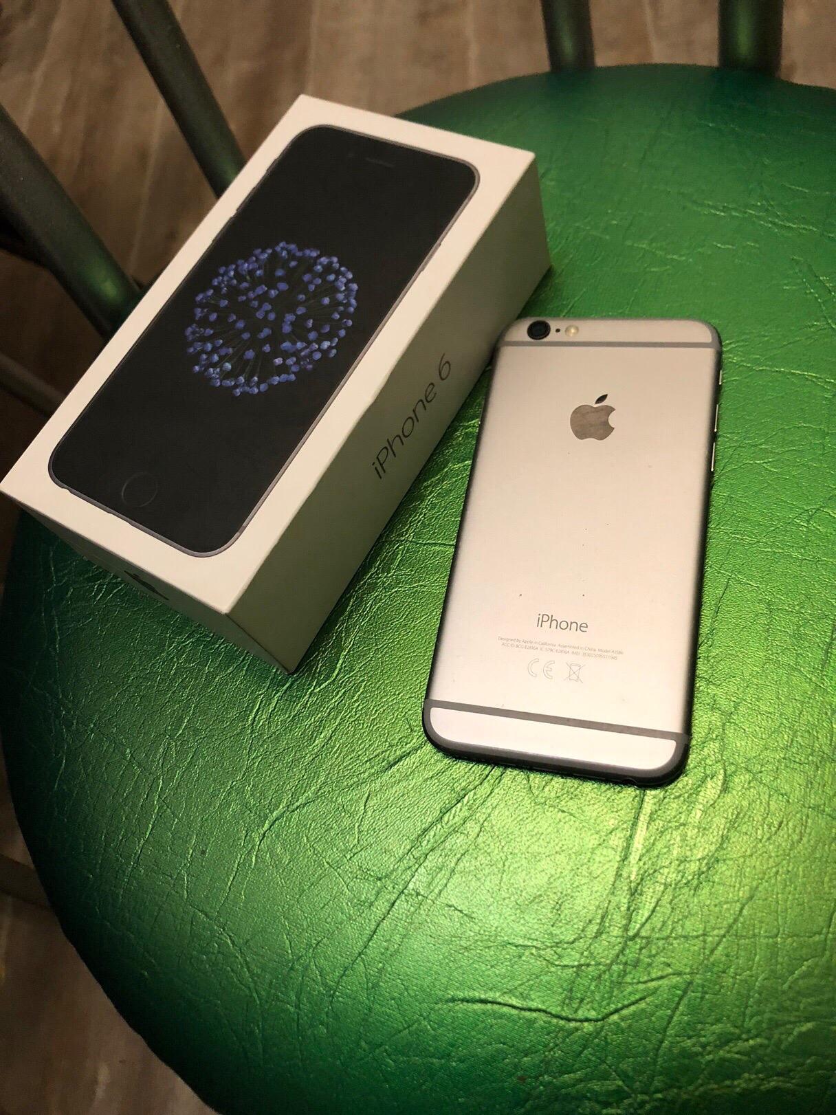Купить IPhone 6 32gb  Отпечаток работает  Лте | Объявления Орска и Новотроицка №1579
