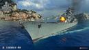 WOWs Blitz. Обзор крейсера Франции Henri IV.