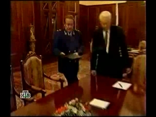 (staroetv.su) Анонс программы Глас народа (НТВ, 29.02.2000)