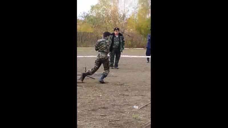 Ботов Антов, кадет 11 класса