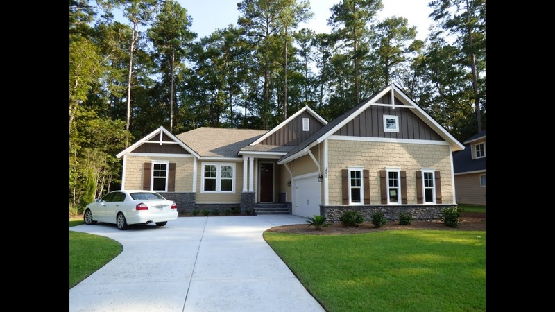 New Hampton Lake Home By David Weekley The Pawley