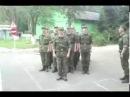 Вступительная песня из мульта про Спанч Боба в русской армии