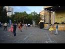 Современные парные танцы в Сочи. Хастл
