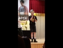 FANCAM | 21.07.18 | Wow @ 12th fansign Simseok Hall