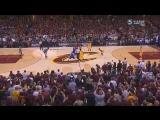 NBA Playoffs 2015  The Finals  G4  11.06.2015   Golden State Warriors @ Cleveland Cavaliers