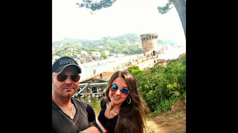 Испания коротко о нашем отдыхе Коста Брава Барселона