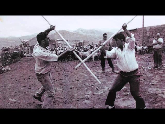 Juego del Garrote Canario-A Maestro Paquito Santana-Cintasiva Films