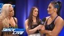 Does Sonya Deville still trust Mandy Rose SmackDown Exclusive Nov 20 2018