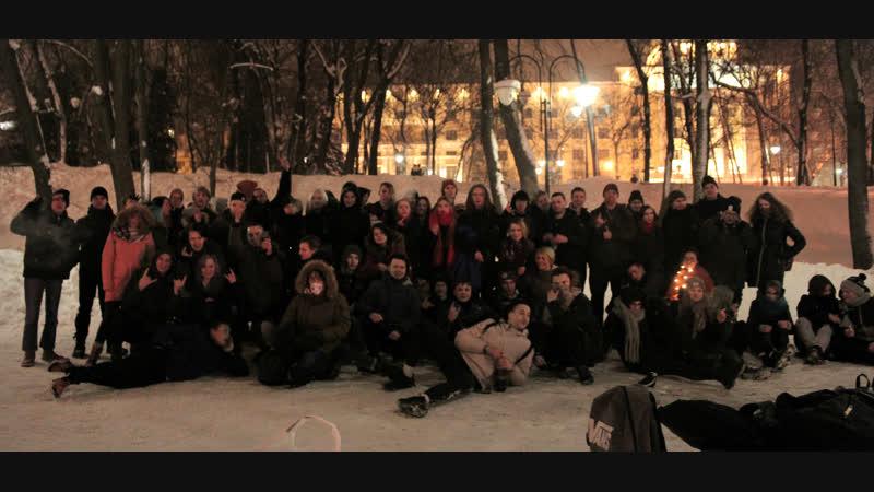 NEFOR Зимние сходки в Смоленске