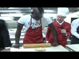 Mario Balotelli cooks for the first time in his life from Milanello