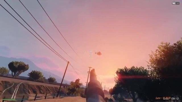 GTA 5 online | Пилот года