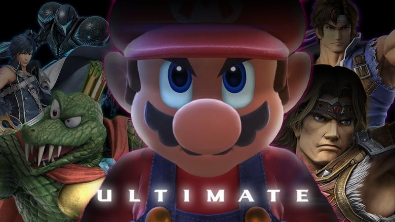 𝐔 𝐋 𝐓 𝐈 𝐌 𝐀 𝐓 𝐄 「𝐒𝐮𝐩𝐫𝐞𝐦𝐞」[Super Smash Bros. Ultimate] [Headphone Warning!]