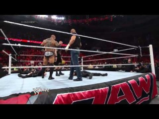 Реслинг: Raw, Май 5, 2014