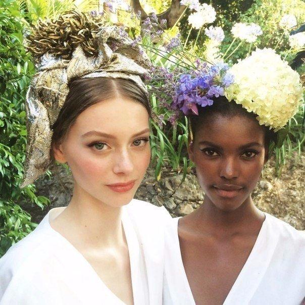 Dolce&amp Gabbana Haute Couture осень-зима 2015-2016 (6 фото) - картинка
