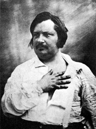 Как Бальзак лишился романа. Бальзак считал, что эякуляция растрата творческой энергии, так как семя есть мозговая субстанция. Однажды, беседуя с приятельницей после удачного общения, писатель с
