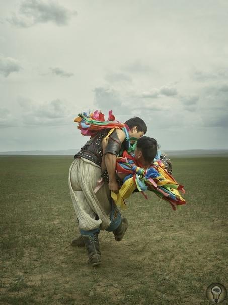 «Монгольская борьба  это как идти на войну»