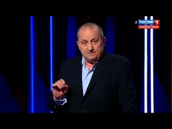 Яков Кедми о русском языке