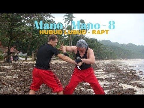 8-й hubud RAPT panantukan Уроки Филиппинского бокса Guro Plaksin