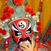 Праздник в китайском стиле. Китайский Новый Год