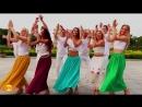 Студия танцев Ritmo de Lambazouk @ Хореография КаримбоЛамбада от Лео и Ромины @ Москва, 14.07.18