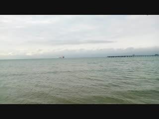 После шторма с 20 на 21 ноября 2018, моооооре ракушек 😍🐚 Анапа, центральный пляж