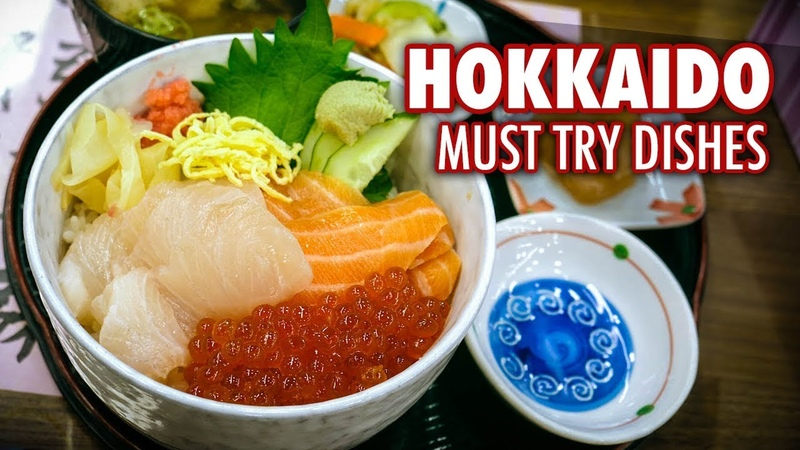 5 Must Try Dishes in Hokkaido Japanese Food