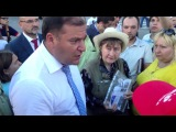 Митинг против произвола милиции. 05.06.2013 г. Харьков. №1