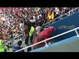 Драка на матче Швейцария - Коста-Рика