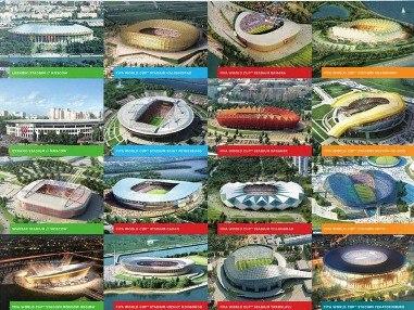 Мира по футболу 2018 года в россии