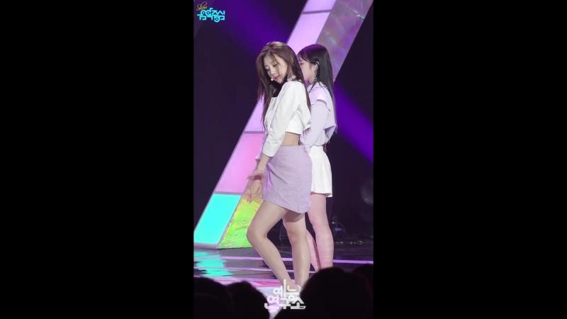 180519 [Индивидуальный фанкам - Еин] Lovelyz - You On That Day @ Music Core