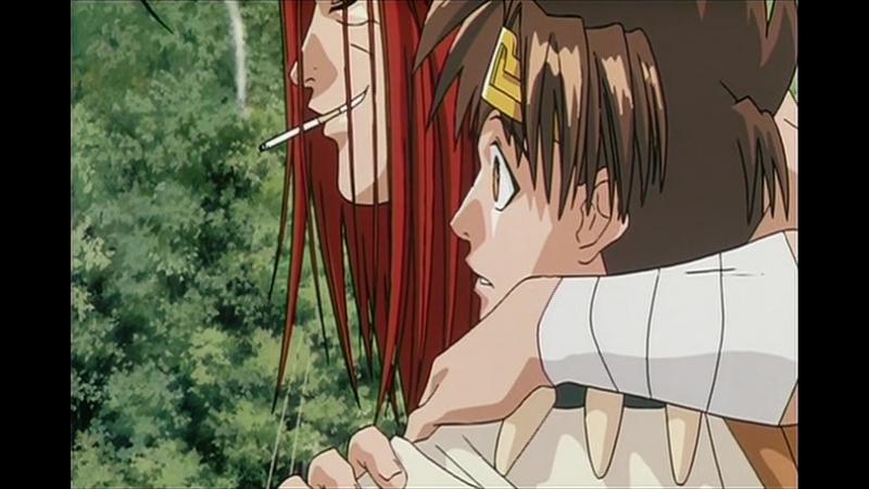 Gekijouban Gensou Maden Saiyuuki: Requiem - фильм (2001) озвучка