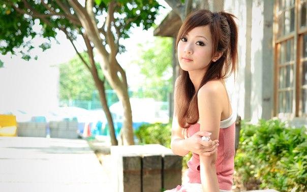 очень красивые японки фото