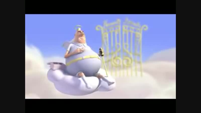 Короткометражный мультфильм от Pixar