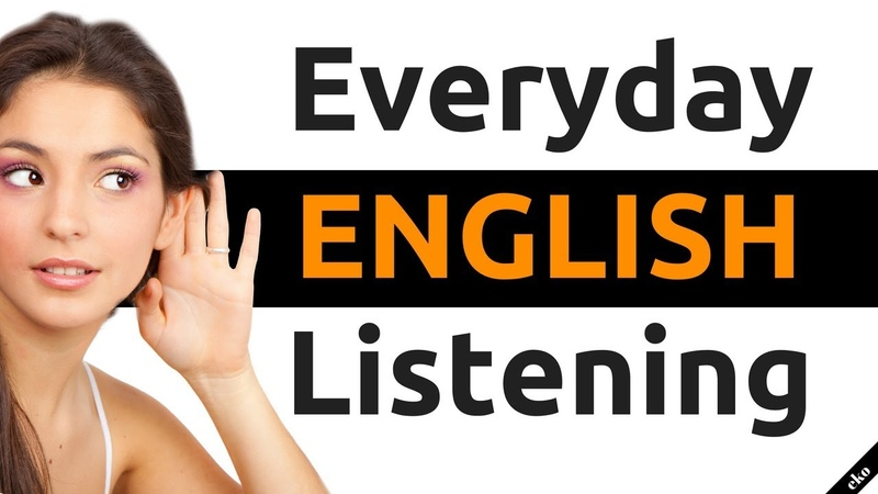 Everyday English Listening     Listen and Speak English Like a Native     American English Practice