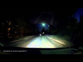 Видео VicoVation TF2+ Premium Ночь (прошивка 6,3)
