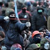 Киев Майдан 25.01.2014 смотреть онлайн