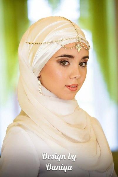 Образ невесты для никаха: все по правилам   Marry Me