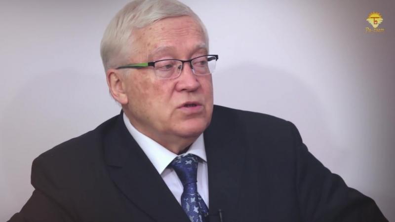Пётр Гаряев Левашов был гением