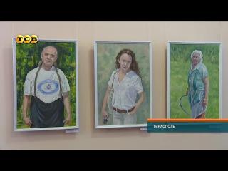 Мыцыков Владимир-Выставка для всех, кто любит Тирасполь