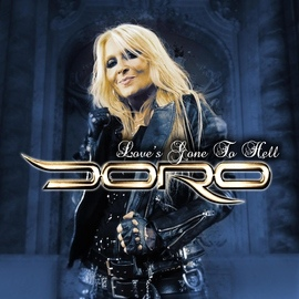 Doro альбом Love's Gone to Hell