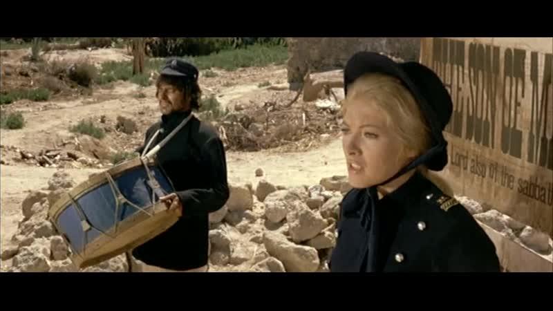 БЕГИ, ЧЕЛОВЕК, БЕГИ (1968) - комедия, приключения, вестерн. Серджио Соллима 720p